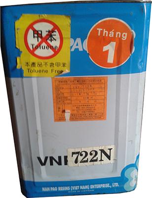 VNP – 722N ( Keo may và cuốn mép )